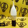 لامپ ال ای دی شمعی 7 وات سرپیچ E14 مهتابی هالی استار