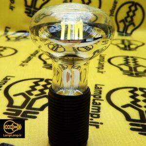 لامپ هالی استار 4 وات مدل هالوژنی رفلکتور جیوه ای سرپیچ E27