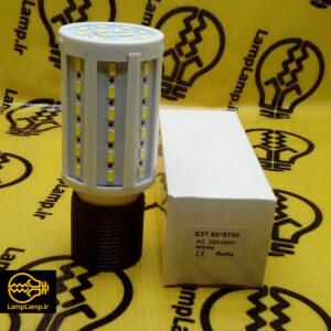 لامپ اس ام دی بلالی ۱۳ وات ۳۶۰ درجه سرپیچ e27 دوستدار محیط زیست