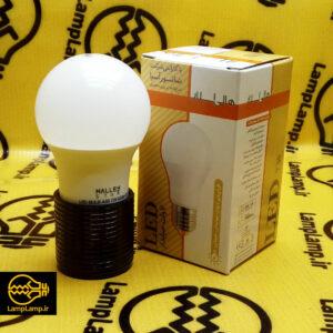 لامپ ال ای دی 7 وات حبابی سفید هالی استار