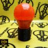 لامپ ال ای دی رنگی قرمز 9 وات حباب دار هالی استار