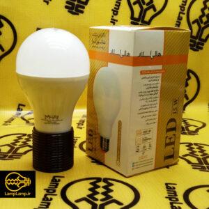 لامپ ال ای دی 15 وات هالی استار سفید سرپیچ e27