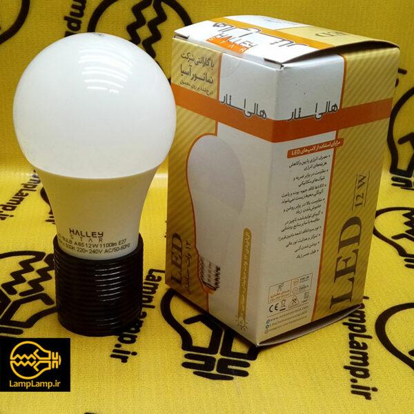 لامپ ال ای دی حبابی 12 وات e27 هالی استار