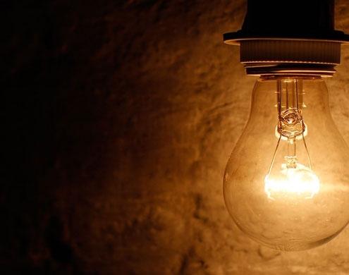 لامپ رشته ای انواع، تاریخچه و اجزا