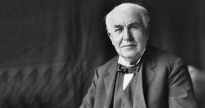 زندگی نامه و اختراعات توماس ادیسون