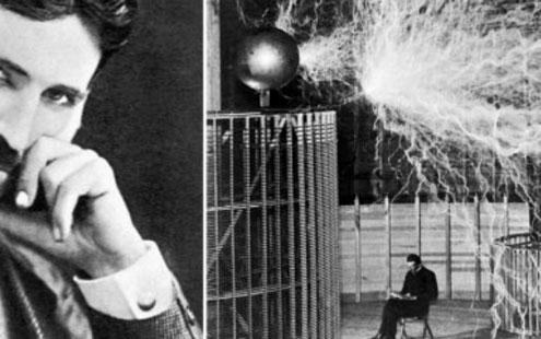 نیکولا تسلا مخترع قرن بیستم، تابغه یا دیوانه؟
