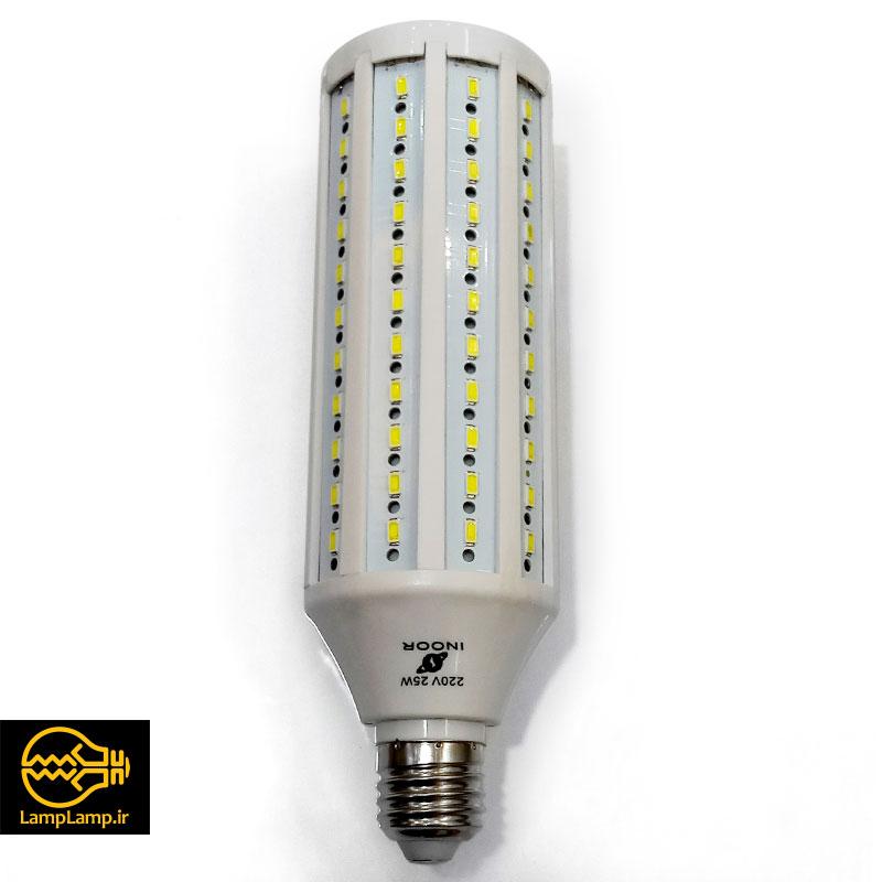 لامپ اس ام دی بلالی 25 وات سفید
