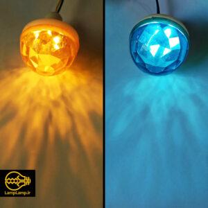 لامپ تابلو لاسوگاسی ال ای دی مدل الماسی