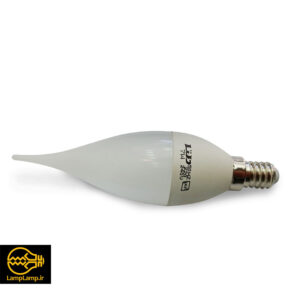 لامپ ال ای دی اشکی ۷ وات پایه e14 دلتا