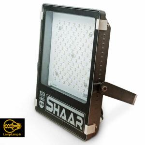 پروژکتور ال ای دی ۶۰ وات ip65 نور سفید برند شار