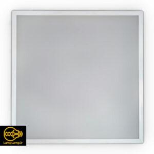 پنل ال ای دی ۶۰×۶۰ مربع سقفی تو کار ۹۰ وات سفید