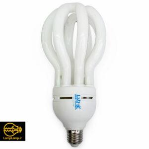 لامپ کم مصرف ۵۰ وات پایه e27 مدل اتحاد دلتا