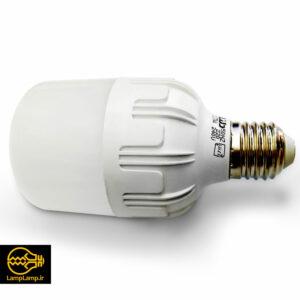 لامپ ال ای دی ۱۷ وات استوانه ای مدل اطلس پایه e27 دلتا