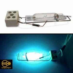 لامپ اوزون ساز ۱۵۰ وات هالوژنی ۱۸۵ نانومتر