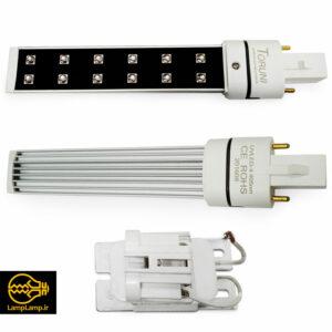 لامپ ال ای دی لاک خشک کن یو وی ۳۹۵ نانومتر