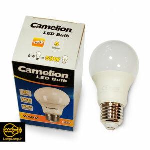 لامپ ال ای دی حبابی ۹ وات e27 کملیون