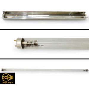 لامپ یو وی سی ۲۵۳٫۷ نانومتر ۳۰ وات مهتابی (فلورسنت)