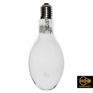 لامپ گازی ۴۰۰ وات بخار جیوه پایه E40 نور