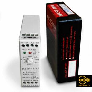 تایمر برق کتابی صنعتی میکرومکس مدل KTB-T101