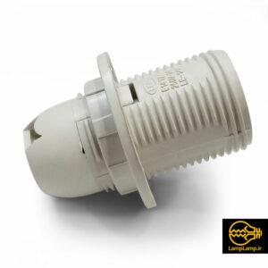 سرپیچ گریف دار لامپ سایز E14 رنگ سفید