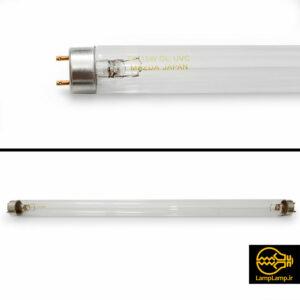 لامپ ضدعفونی کننده یو وی سی ۱۵ وات مزدا