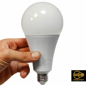 لامپ ال ای دی ۲۵ وات E27 بزرگ پارس اروند