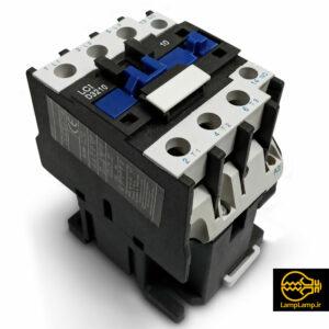 کنتاکتور برق ۳۲ آمپر سه فاز مدل LCI D3210
