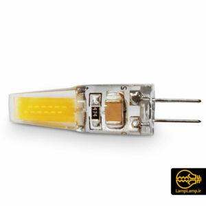 لامپ ال ای دی ژله ای پایه G4 لوستری ۲ وات