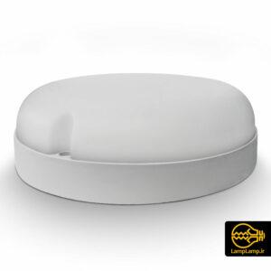 پنل ال ای دی گرد ۱۲ وات ضد بخار سرویس و حمام