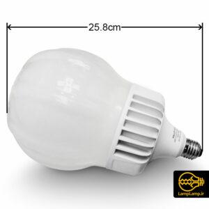 لامپ ال ای دی ۵۰ وات پایه E27 مدل لوتوس هالی استار
