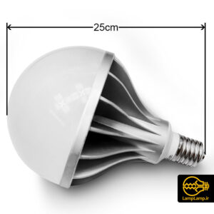 لامپ ال ای دی ۷۰ وات پایه E40 حباب بزرگ هالی استار