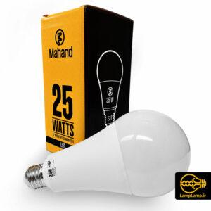 لامپ ال ای دی ۲۵ وات E27 سفید ۲۵۰۰ لومن مهند