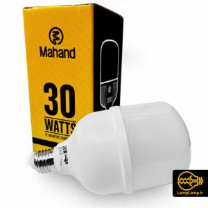 لامپ ال ای دی ۳۰ وات مدل استوانه ای پایه e27 مهند