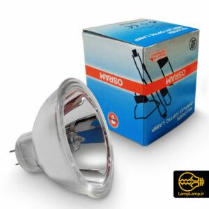 لامپ هالوژن میکروسکوپ ۱۲ ولت ۱۰۰ وات ۶۴۶۲۷ HLX اسرام