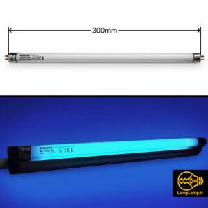 لامپ یو وی آ خشک کن ۸ وات پایه G5 فیلیپس هلند