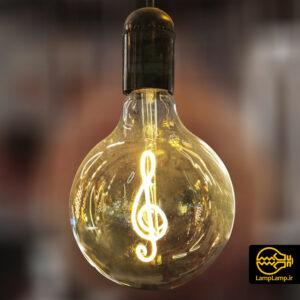 لامپ ادیسونی ۸ وات مدل ملودی (کلید سل)