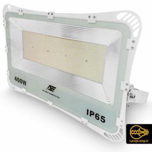 پروژکتور ۴۰۰ وات ال ای دی کم مصرف آرام الکتریک