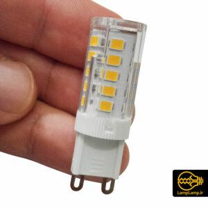 لامپ اس ام دی لوستری ۵ وات پایه G9 بلالی