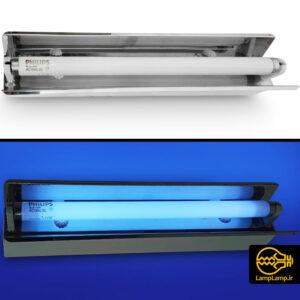 لامپ یو وی آ  ۱۵ وات مدل BL برند فیلیپس هلند