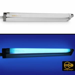 لامپ یو وی آ ۸ وات مدل BL فلورسنت برند مصباح