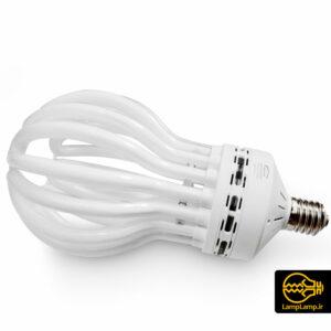 لامپ ۲۰۰ وات کم مصرف خزرشید پایه E40