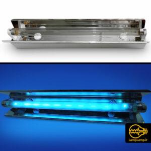 لامپ یو وی سی ضد عفونی کننده ۲۰ وات مصباح