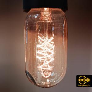 لامپ ادیسونی تنگستنی دکوراتیو ۴۰ وات پایه E27