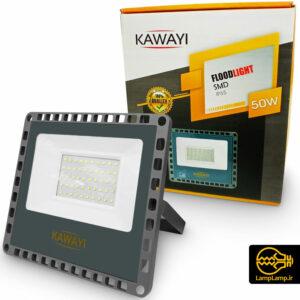 پروژکتور ۵۰ وات اس ام دی IP65 کاوایی