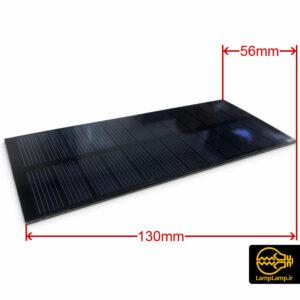سلول خورشیدی ۶ ولتی ۱۶۰ میلی آمپر