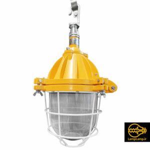 چراغ آویز ضد انفجار ترانس دار واروم مدل HRD150
