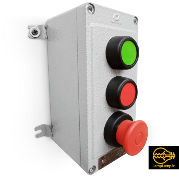 کنترل یونیت ضد انفجار مدل Enclosure III واروم
