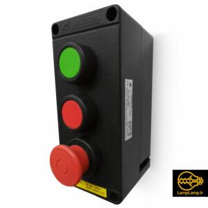 کنترل یونیت ضد انفجار BZA8050  واروم