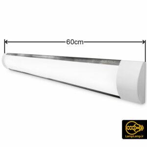 چراغ براکت ال ای دی ۴۰ وات طول ۶۰ سانتیمتر