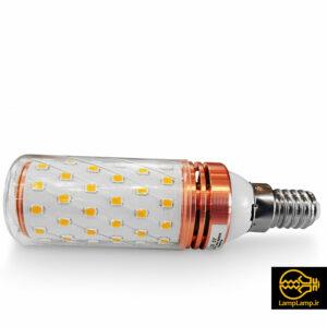 لامپ بلالی ال ای دی ۱۶ وات پایه E14
